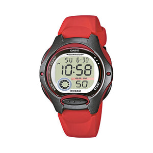 Orologio Digitale Collection Rosso Casio