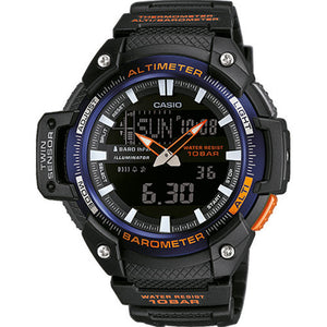 Orologio Digitale Sport Subacqueo Nero Casio Collection