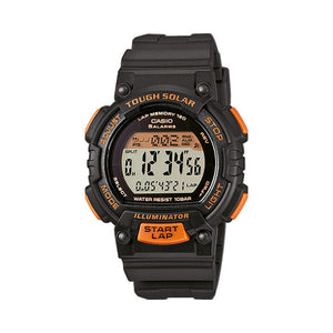 Orologio Digitale Tough Solar Arancione Casio