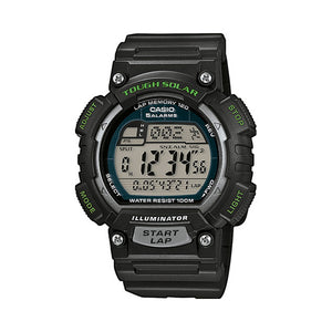 Orologio Digitale Tough Solar Verde Casio