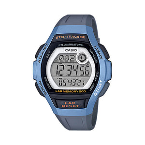 Orologio Digitale Unisex Azzurro Casio Collection
