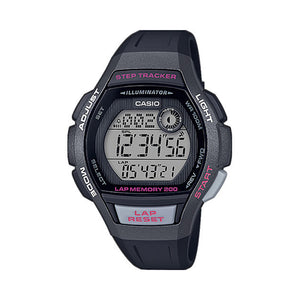Orologio Digitale Unisex Nero Casio Collection