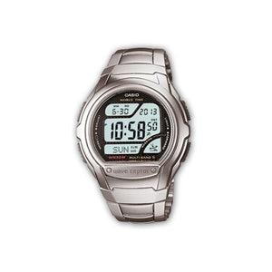 Orologio Digitale Waveceptor Radiocontrollato Casio