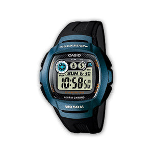 Orologio Digitale Youth Blu Casio