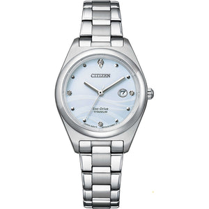 Orologio Donna Eco Drive Lady Madreperla Super Titanium Citizen
