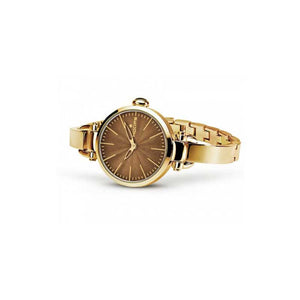 Orologio Donna B.Jolie Gold Marrone 2517LGS-03 - Hoops
