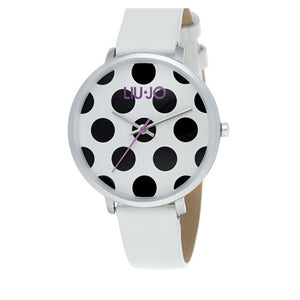 Orologio Donna Bianco Pois Junior TL1044 - Liu Jo Luxury