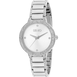 Orologio Donna Brilliant Bianco Liu Jo Luxury