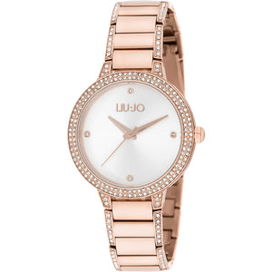 Orologio Donna Brilliant Gold Rose Liu Jo Luxury