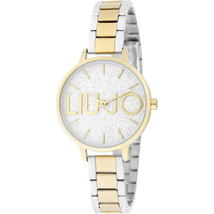 Orologio Donna Couple Light Silver Gold Liu Jo Luxury