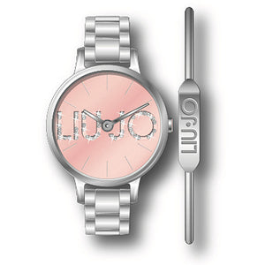 Orologio Donna Couple Rosa Liu Jo Luxury