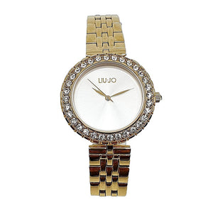 Orologio Donna Crystal Chic Gold Liu Jo Luxury