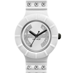 Orologio Donna Crystals Absolute White HWU0485 - Hip Hop