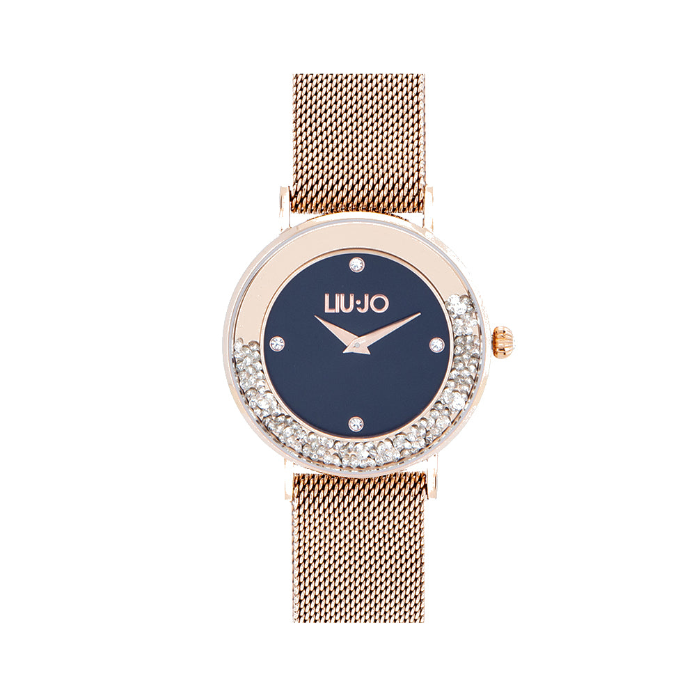 Orologio Donna Dancing Slim Gold Rose Liu Jo Luxury