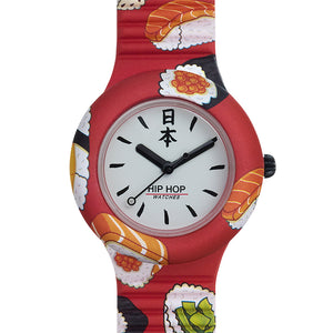 Orologio Donna Food Loves Sushi HWU0868 Hip Hop
