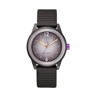 Orologio Donna Nero Mini Music Festival Smile Solar