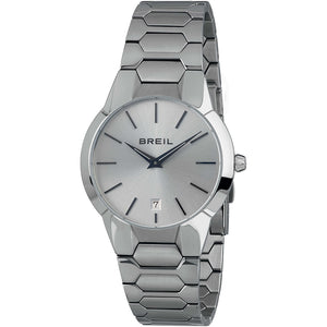Orologio Donna New One Silver Breil