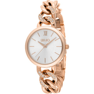 Orologio Donna Pretty Chain Gold Rose Liu Jo Luxury