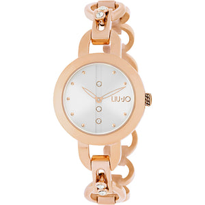 Orologio Donna Rolling Gold Rose Liu Jo Luxury