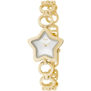 Orologio Donna To Be Star Gold Liu Jo Luxury