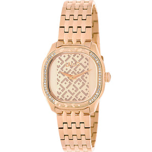 Orologio Donna Trama Gold Rose Liu Jo Luxury