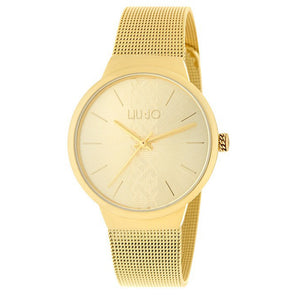 Orologio Donna Trendy Dial Gold Liu Jo Luxury