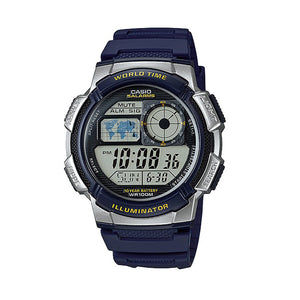 Orologio Subacqueo Digitale World Blu Casio