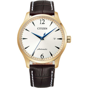 Orologio Uomo Automatico Gold Of 2020 Classic Citizen