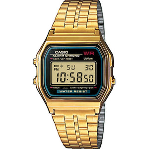 Orologio Vintage Collection Gold Casio