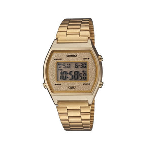 Orologio Vintage Edgy Gold Casio