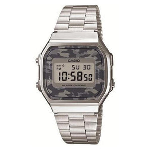 Orologio da polso Casio Collection Vintage Digitale Unisex A168WEC-1EF