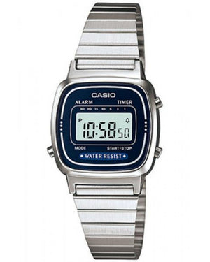 Orologio da polso Casio Collection Vintage Digitale Donna LA670WA-2D