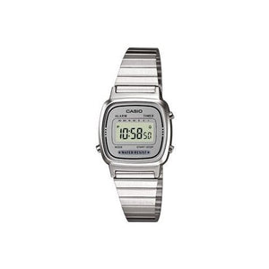 Orologio da polso Casio Collection Vintage Digitale Donna LA670WEA-7EF