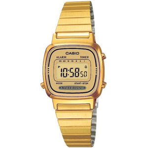 Orologio da polso Casio Collection Vintage Digitale Donna LA670WEGA-9EF