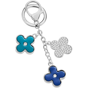 Portachiavi Donna Magic Flower Blu Morellato