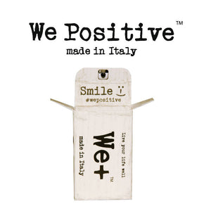 Bracciale We Positive Cobalto Vintage Collection Pelle WP139