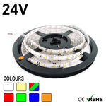 24v IP65 60 SMD/m LED Strip Light