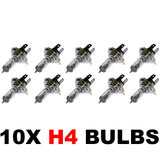 H4 472 60/55w OEM Replacement Bulbs (10 PACK)
