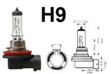 H9 709 65w Limastar Xenon White Halogen Bulbs (10 PACK)