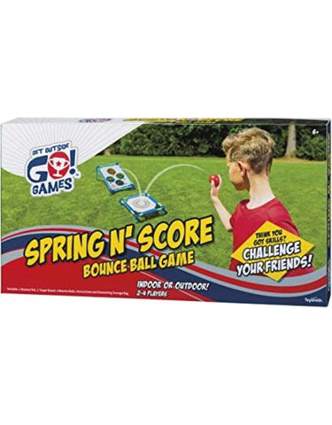 Spring and Score