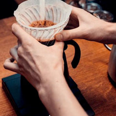 Brewing With A V60