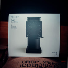 Load image into Gallery viewer, Fellow Ode Manual Brew Electric Coffee Grinder Boxed