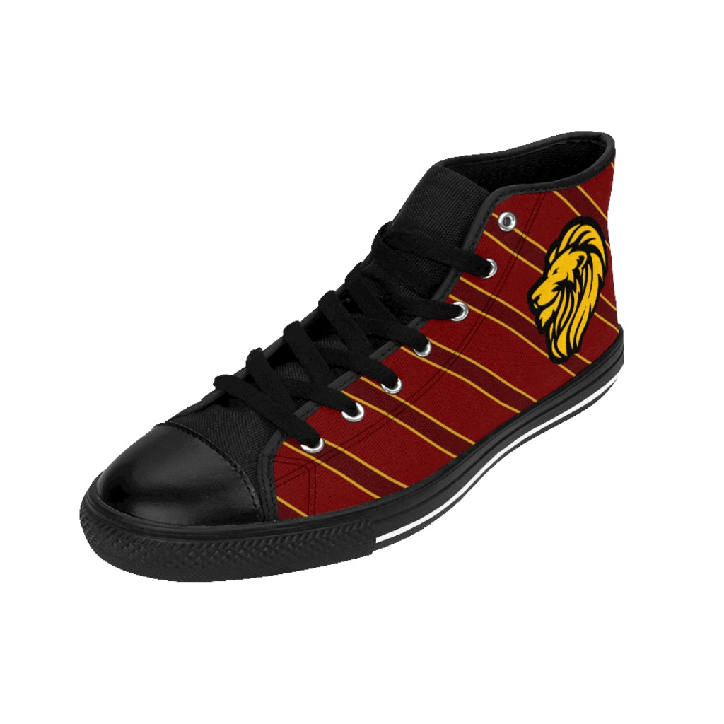 The Gryff High Top Shoe