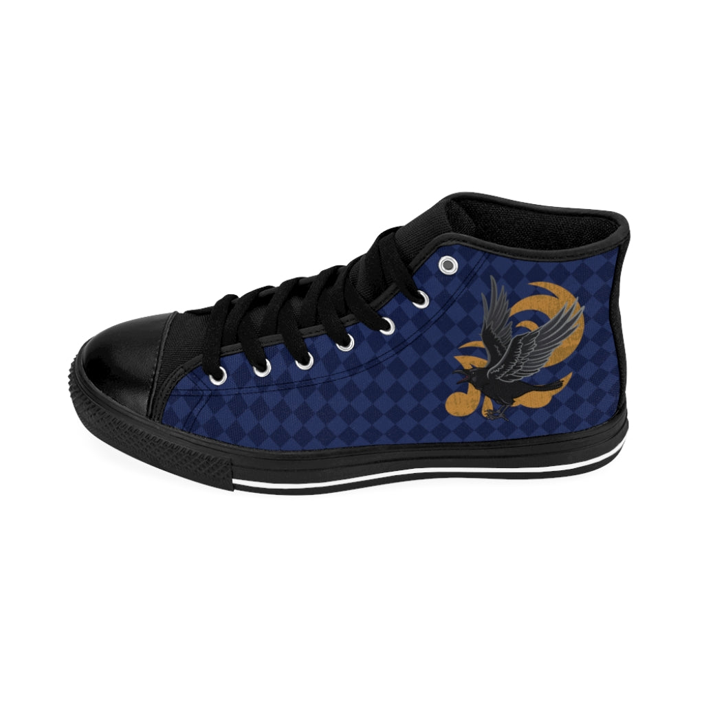 The Raven High Top Shoe