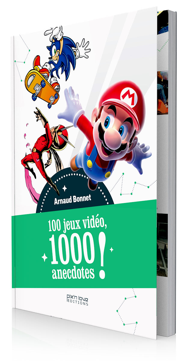 100 Jeux Video 1000 Anecdotes (Pix N Love )