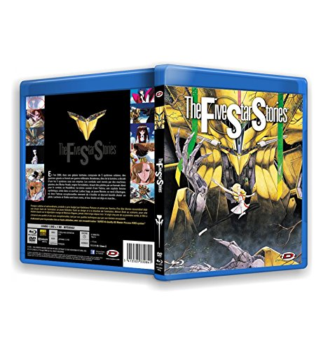 THE FIVE STAR STORIES - Film - Combo DVD/Blu-Ray