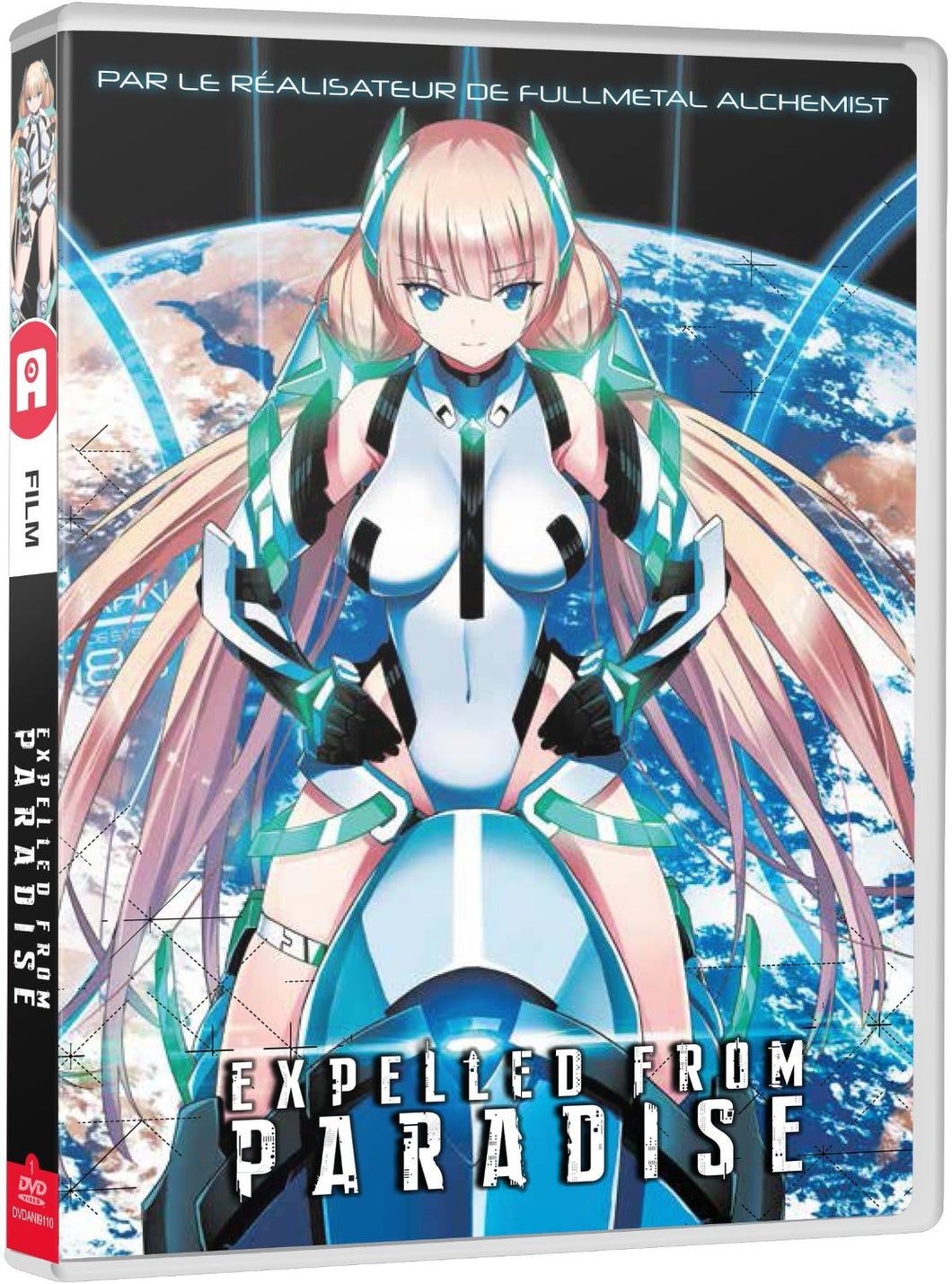 EXPELLED FROM PARADISE - Film - DVD