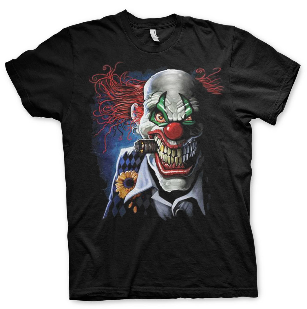 HORROR - T-Shirt Joker Clown (XXL)