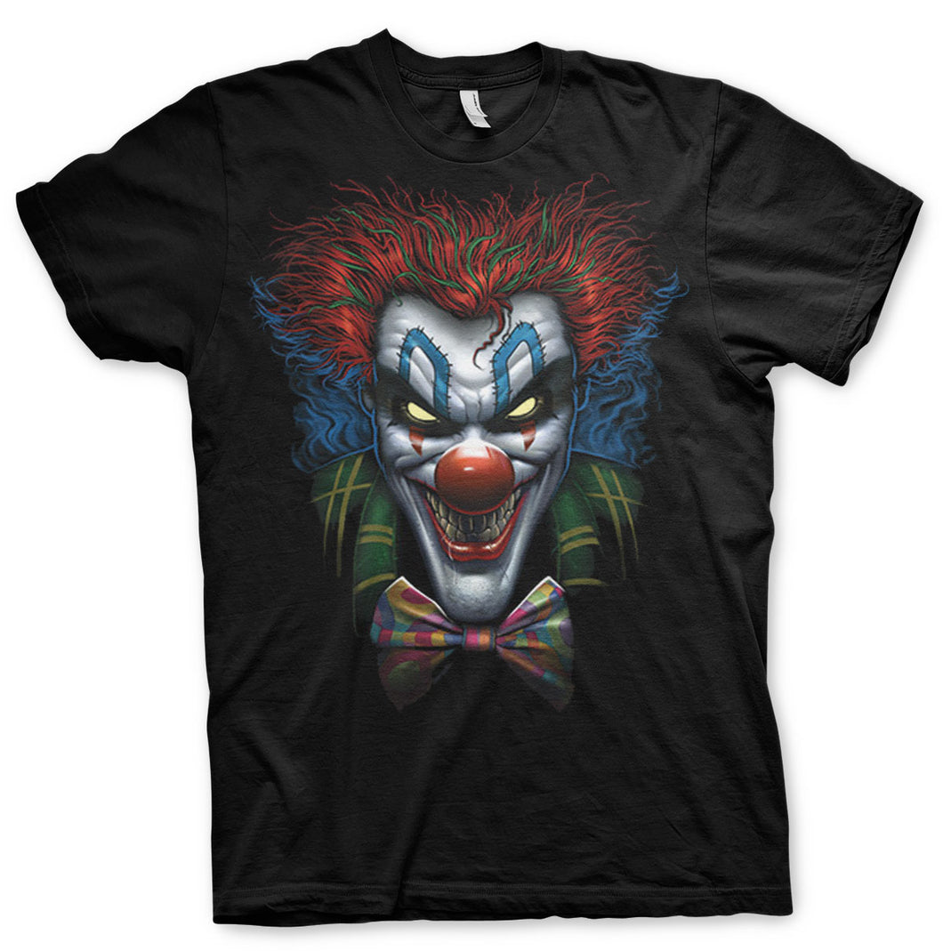 HORROR - T-Shirt Psycho Clown (XXL)