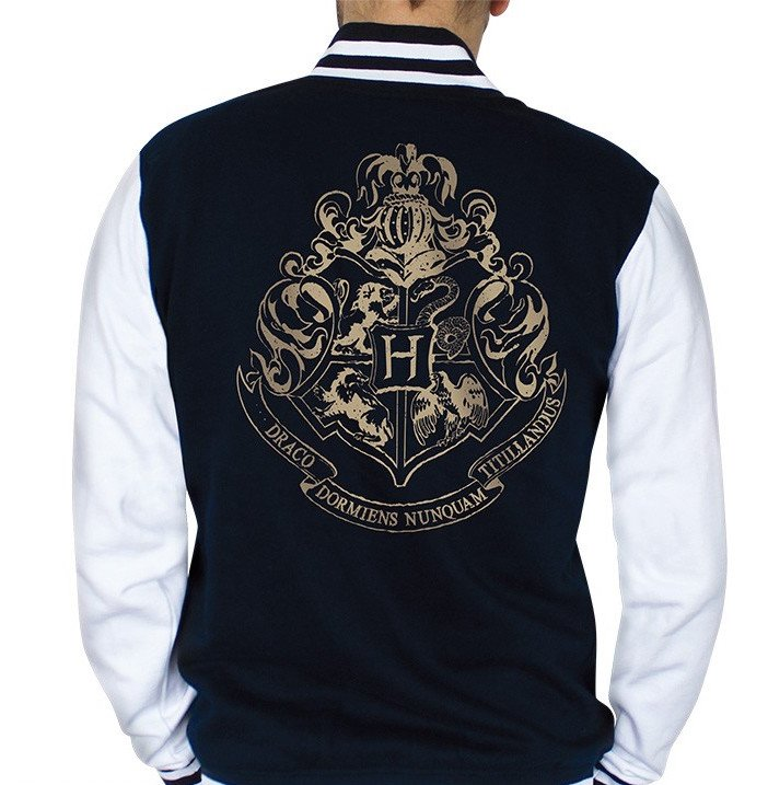 HARRY POTTER - Blouson Teddy Poudlard (M)